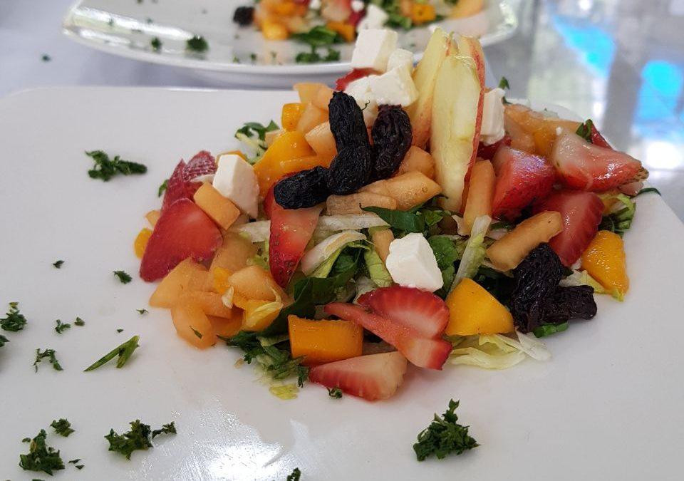 Menú y comidas para bodas